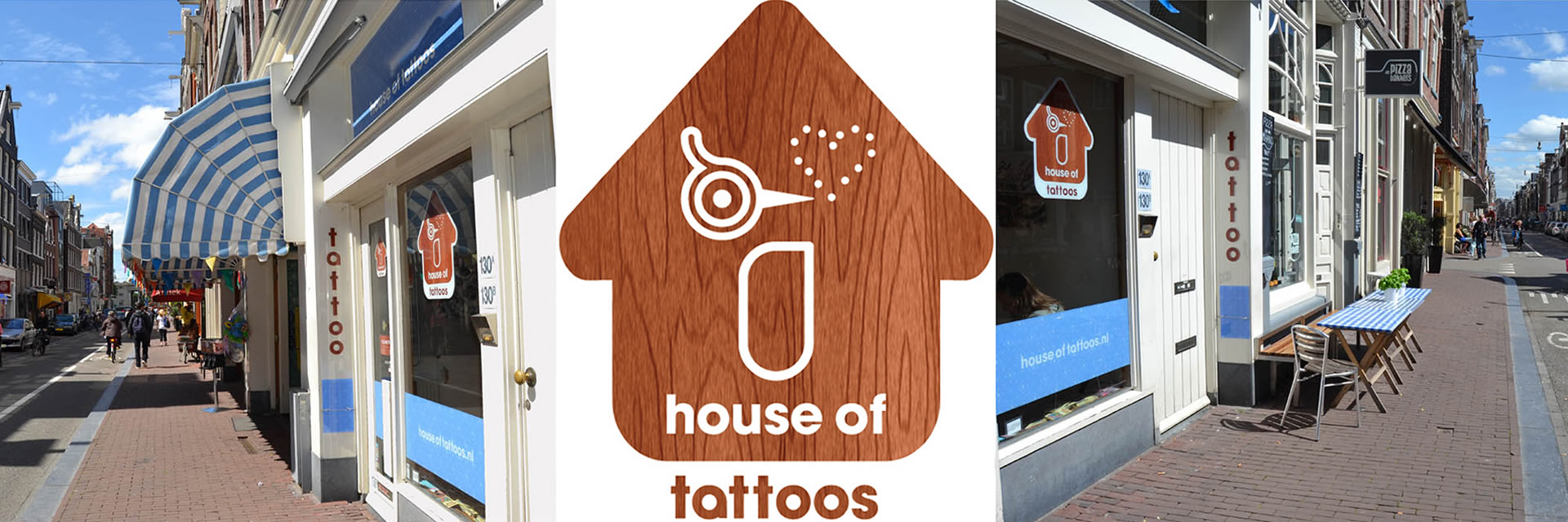 HOUSE OF TATTOOS